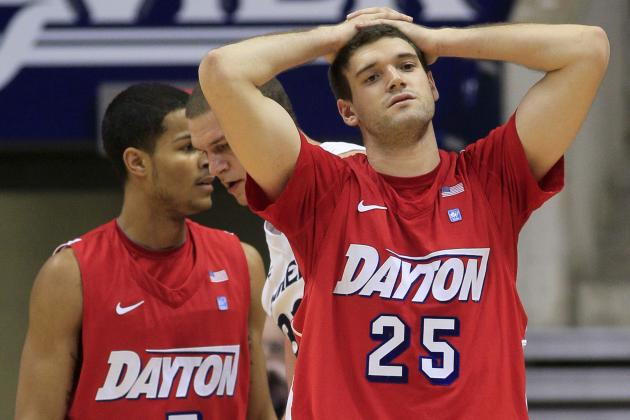 Report: Towson Lands Former Dayton Forward Alex Gavrilovic