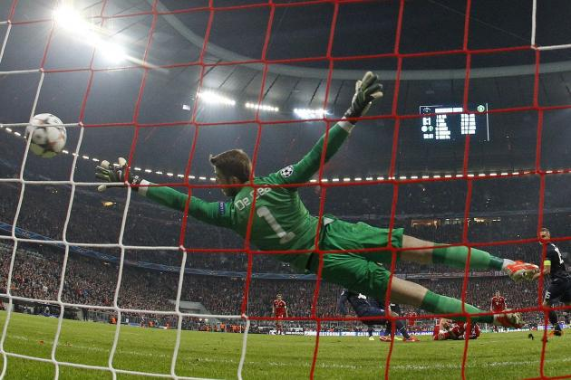 David De Gea the Only Choice for United's Player of the Year