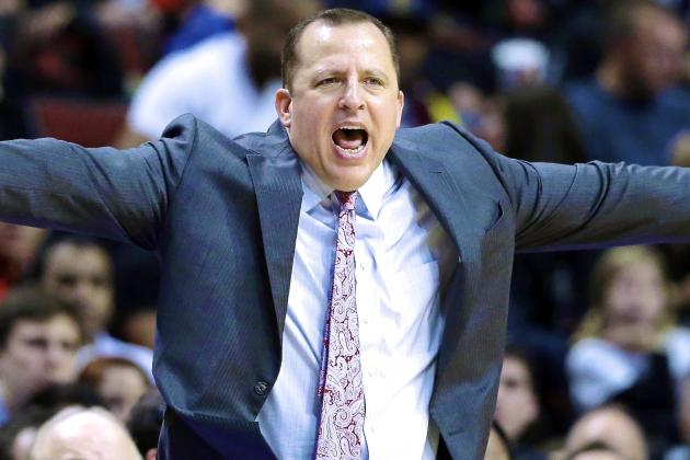 Report: Golden State Warriors Expected to Contact Tom Thibodeau