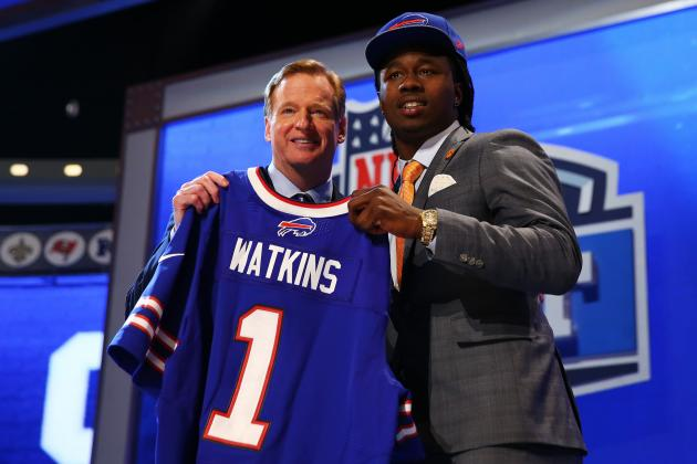 2014 NFL Draft Results: Full Overview of Grades for Each Franchise