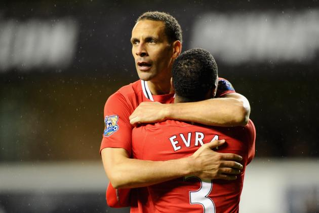 Louis Van Gaal Must Be Bold and Move Rio Ferdinand and Patrice Evra on