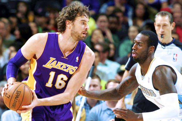 Report: Pau Gasol to Consider Lakers, Bulls, Grizzlies and Spurs in Free Agency