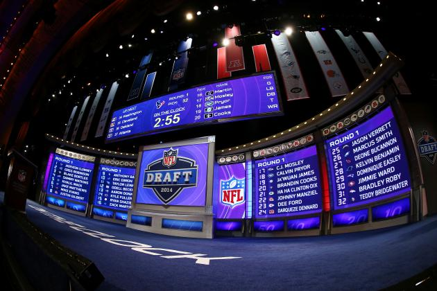 NFL Draft Schedule 2014: Updated Round-by-Round TV Info and Order