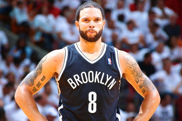 Deron Williams Completely Failing to Live Up to Brooklyn Nets' Expectations