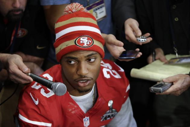 49ers' Chris Culliver Faces Civil Suit Stemming from Hit-and-Run Arrest