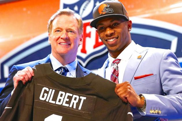 Picks I Loved, Picks I Questioned from Day 1 of the NFL Draft