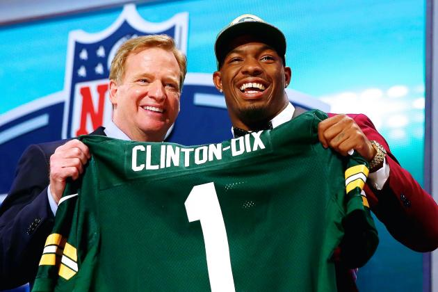 NFL Draft's 1st-Round Coverage Nets ESPN and NFL Network Insane Ratings