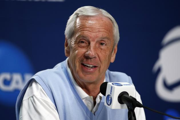 North Carolina Coach Roy Williams Squashes Rumors About Coaching Lakers