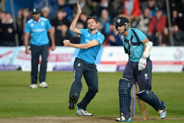 Scotland vs. England, Only ODI: Highlights, Scorecard, Report