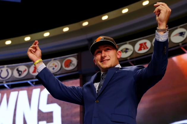 2014 NFL Draft Grades: Scores for Each Franchise After Round 1 Results