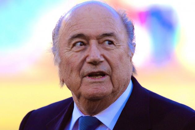 Sepp Blatter Reveals That He Will Stand for 5th Term as FIFA President