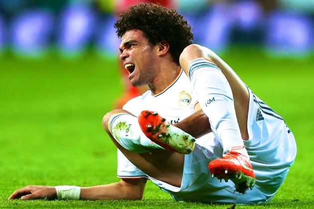 Pepe Injury: Updates on Real Madrid Star's Calf and Return