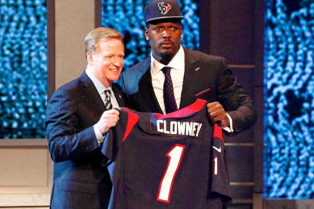 2014 NFL Draft Re-Solidifies SEC's Perch Atop the College Football World