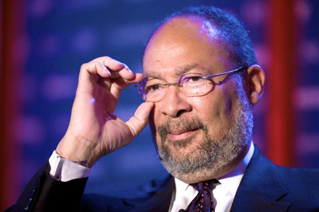 NBA Names Richard Parsons New Clippers CEO
