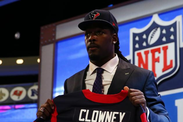NFL Draft 2014: List of Round 1 Picks, Grades and Updated Selection Order