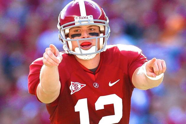 1-on-1 with Former Alabama QB Greg McElroy on SEC Network, Title Races and More