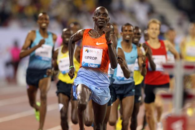 Diamond League 2014: Doha Results, Twitter Reaction and More