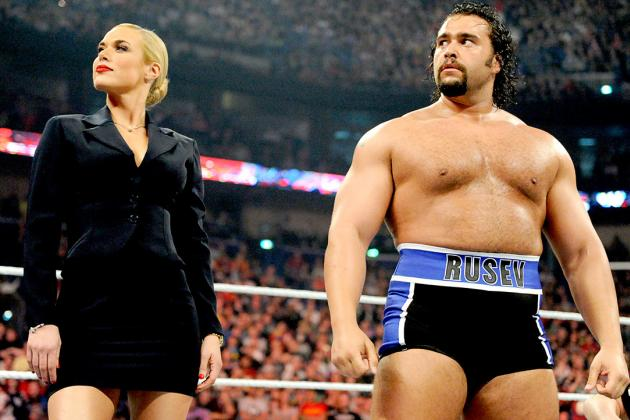 Time Is Now for Alexander Rusev to Have Longer, Higher-Profile Matches