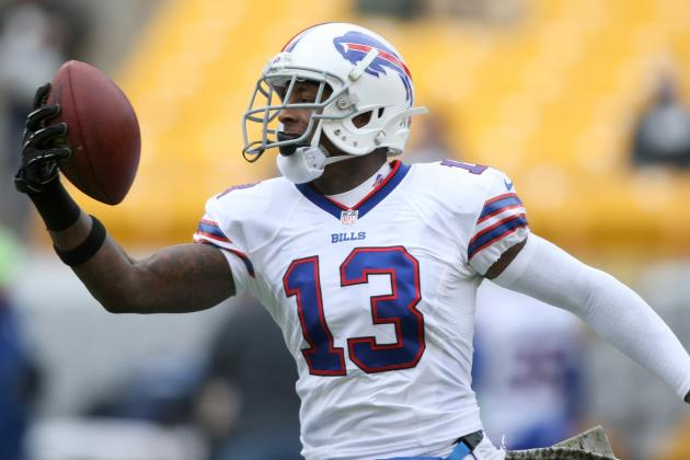 How Will Stevie Johnson Fit with 49ers?