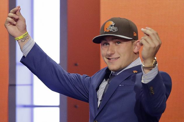 Chip Kelly Didn't Want Johnny Manziel After All