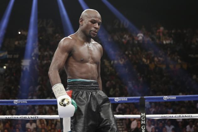 Floyd Mayweather Must Book Rematch with Marcos Maidana to Boost Credibility