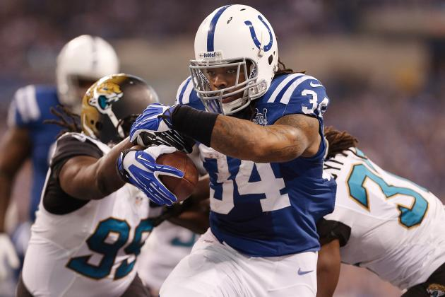 Colts First Round Pick? Essentially, It's Trent Richardson