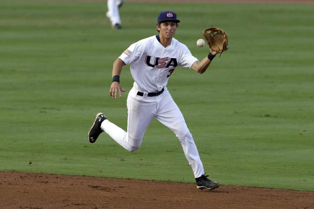 Trea Turner: Prospect Profile for San Diego Padres' 1st-Round Pick
