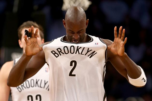 Kevin Garnett: 'I'm Not Happy with My Play Right Now'