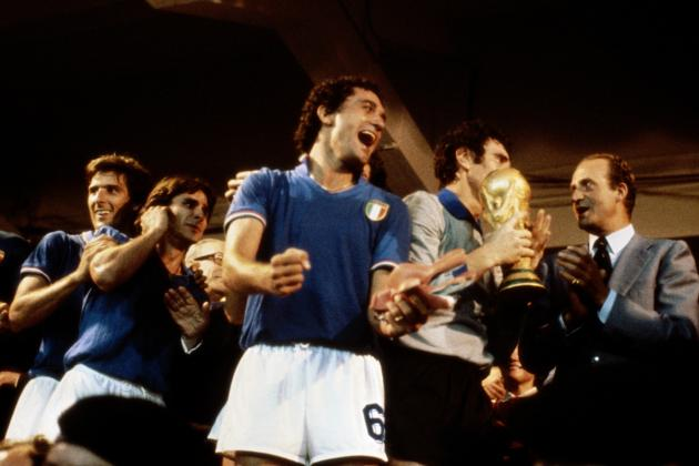 Italy World Cup Rewind: The Third Star—1982 vs. West Germany