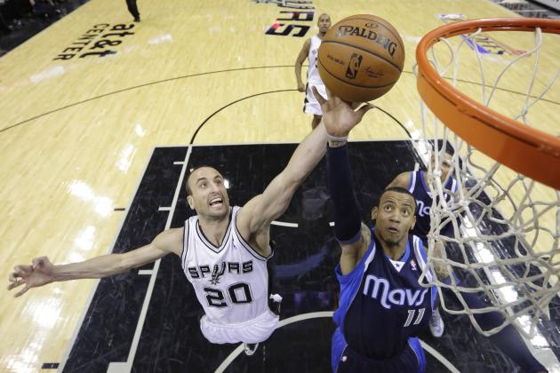 San Antonio Spurs' Depth Proving to Be Key Asset in Deep Playoff Push