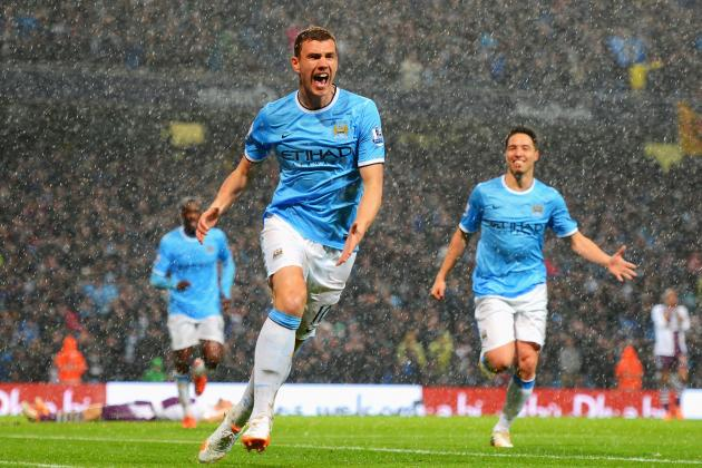 Manchester City Becomes 2nd Club to Reach 100 Premier League Goals in 1 Season