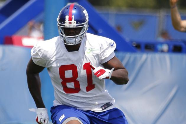 Jerry Reese Gives Giants Tight Ends a Slight Vote of Confidence