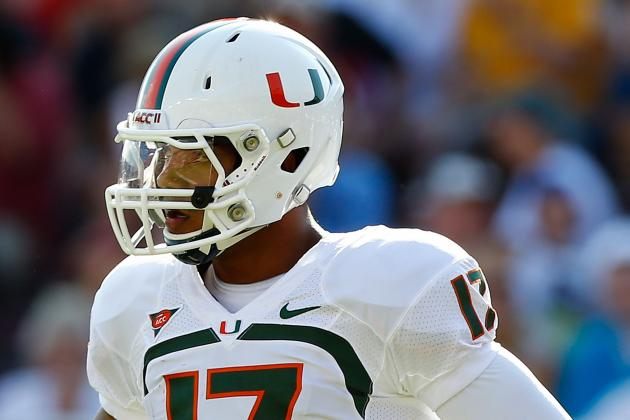 2014 NFL Draft Reflects Lowest Point of Miami Hurricanes Football