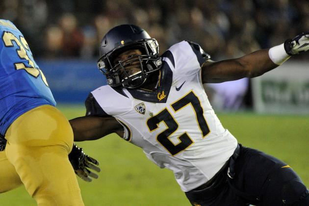 Cal Football Player Damariay Drew Arrested, Suspended from Team