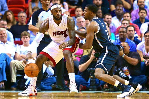 Joe Johnson: Nets 'More Talented' Outside of LeBron James, Dwyane Wade