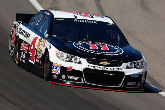 NASCAR at Kansas 2014 Qualifying Results: Live Leaderboard Updates