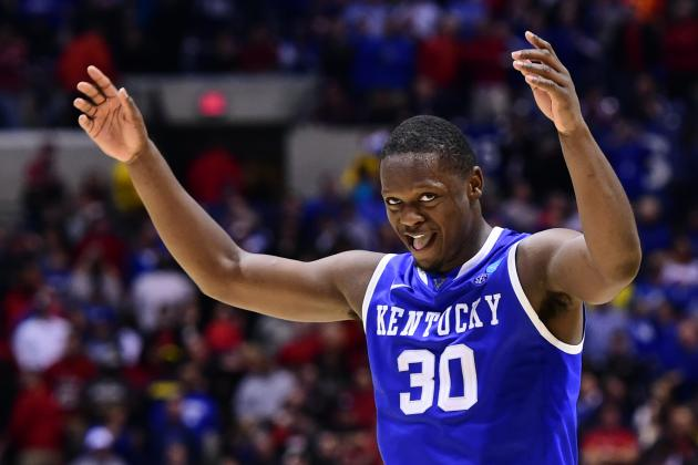 Will Julius Randle Be Destined for 2014 NBA Draft Day Slide?