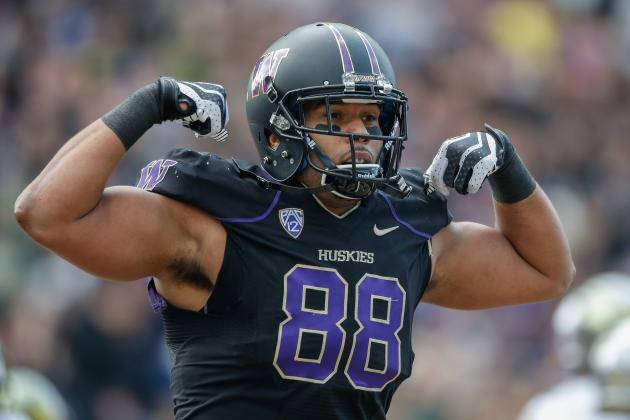 How Austin Seferian-Jenkins Fits with the Tampa Bay Buccaneers