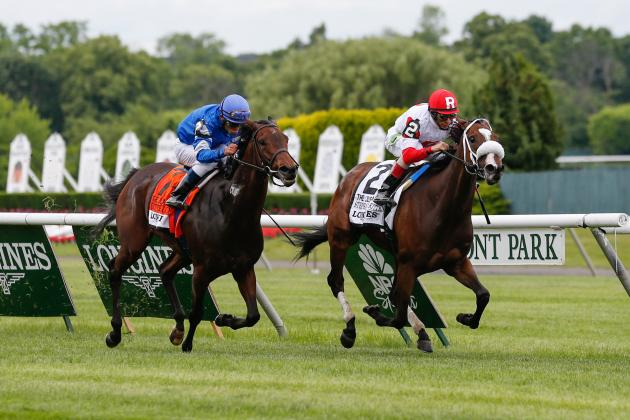 Jockey Club Tour on Fox Features Man O' War from Belmont Park