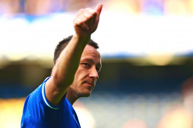 Imagining a Chelsea Without Captain, Leader, Legend John Terry