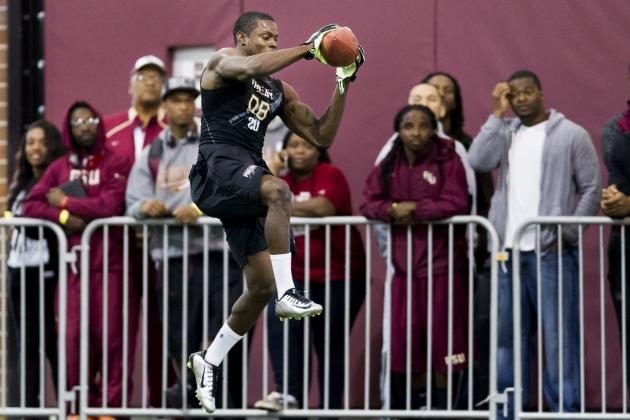 How Lamarcus Joyner Fits with the St. Louis Rams