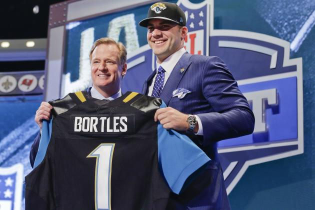 Jaguars Building Toward a Bright Future with Blake Bortles and Young WRs