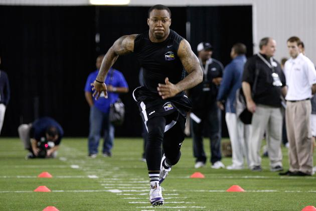 How Jeremy Hill Fits with Cincinnati Bengals