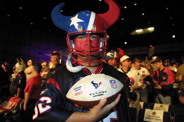 Like Us on Facebook for All the Latest Texans News!