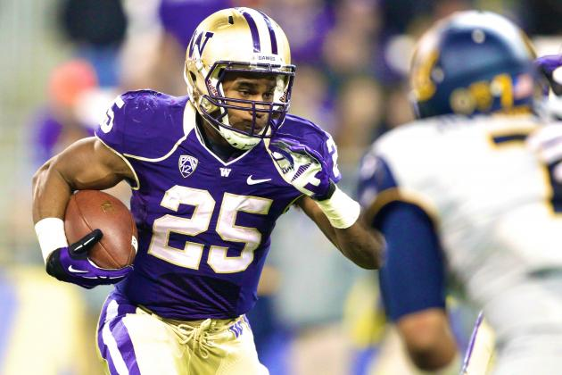 Twitter Reacts as Bishop Sankey Is Selected by Titans in 2014 NFL Draft