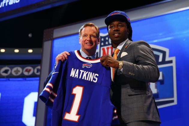 NFL Draft Grades 2014: Full Results, Analysis and Reaction After Rounds 1-3