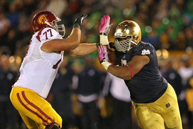 Draft-Day Fall Proof Stephon Tuitt Should Have Stayed at Notre Dame