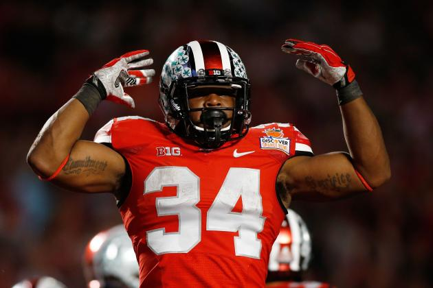 How Carlos Hyde Fits with the San Francisco 49ers