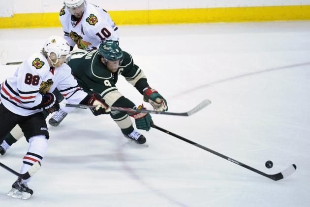 Chicago Blackhawks vs. Minnesota Wild Game 4: Live Score and Highlights