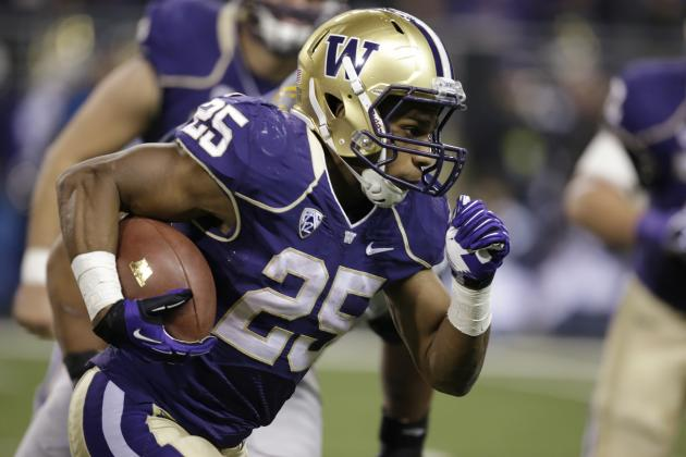 Will Bishop Sankey Really Prove to Be Best RB in 2014 NFL Draft Class?